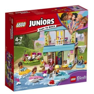 LEGO Juniors 10763 Stephanies Haus am See