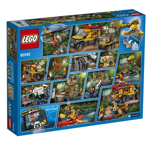 Lego City 60161 Dschungel