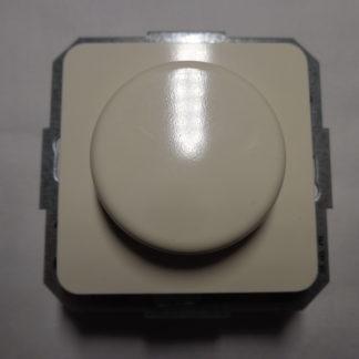 Berker 286001 Dreh und Schaltdimmer cremeweiß