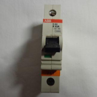ABB S 281 K 63A 1pol. Sicherungsautomat