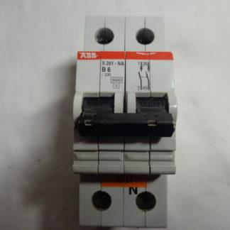ABB S261-NA B6 Sicherunsautomat