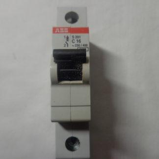 ABB S201 C16 Sicherungsautomat 1pol