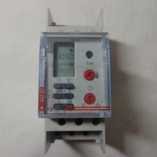 Legrand 003721 MICROLUX 230 V 50-60 HZ Zeitschaltuhr mit Dämmerungschalter