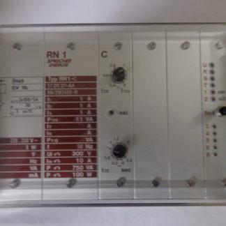 Sprecher Energie RN1 - C Schutzrelais mit Sockel