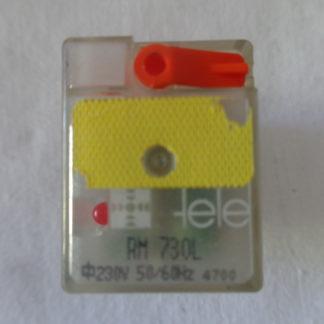 Tele Haase RM 730L Relais ohne Sockel