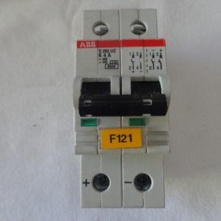 ABB S 282 UC K4A Sicherungsautomat 2pol