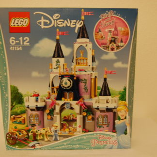 LEGO Princess 41154 Cinderellas Traumschloss