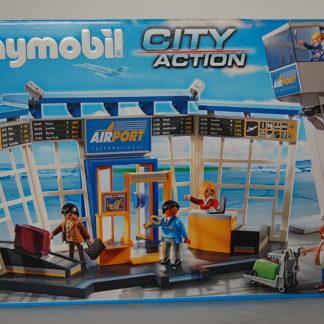PLAYMOBIL 5338 City-Flughafen mit Tower