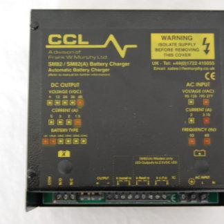 CCL SM82 Batterieladegerät Schienenmontage 24V